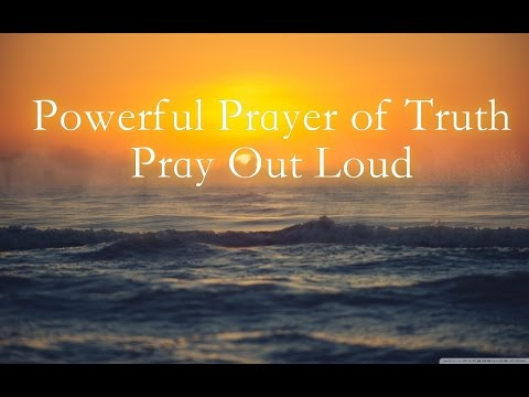 Milton Green - Powerful Prayer of Truth | Praying Out Loud | Must Watch
