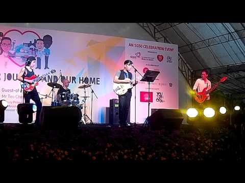 Heartcase - Take Me Out (Cover) at Youthphoria 2015