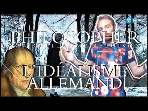 PHILOSOPHER 14# | L'idéalisme allemand - Kant et Hegel