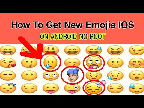 How To Get New Emojis IOS ON ANDROID NO ROOT