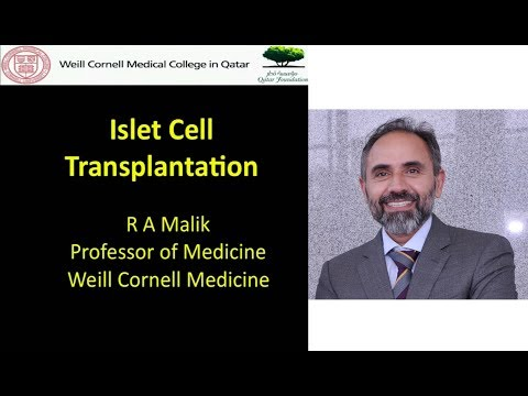 Islet Cell Transplantation