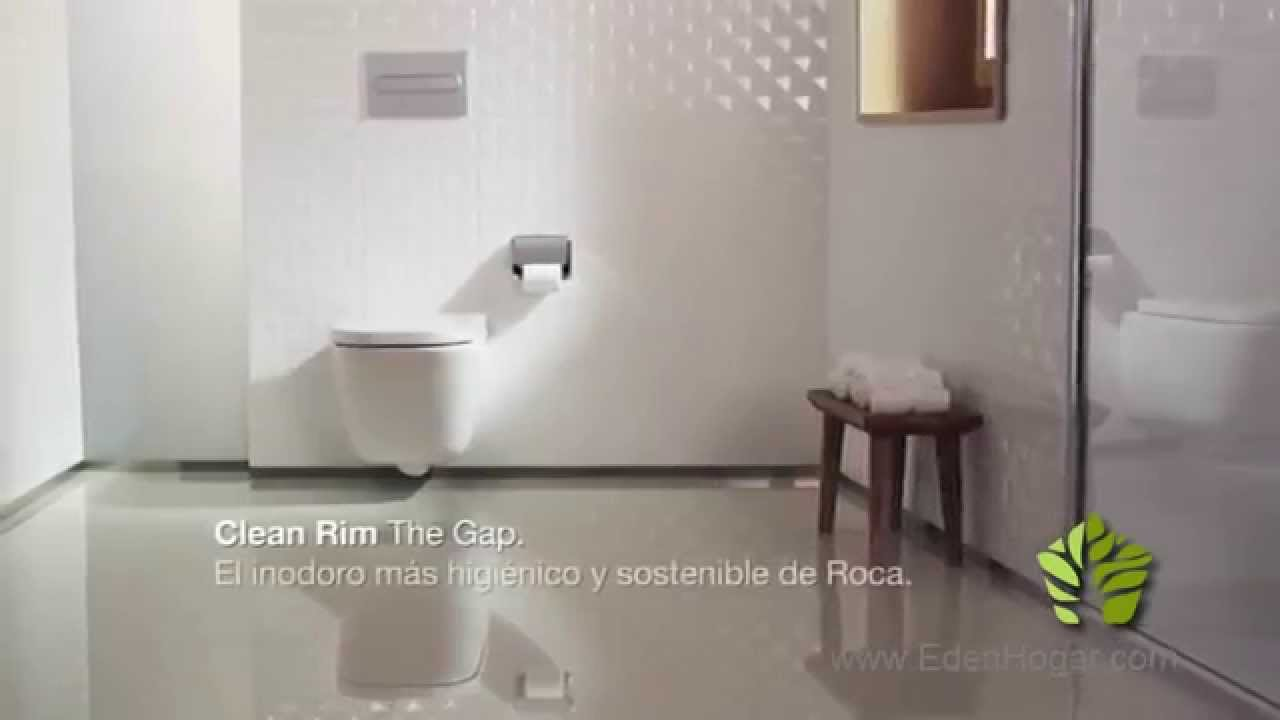 Roca the gap youtube for Roca gap compacto