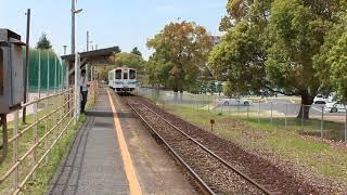 2018.04.04.MRT301上り列車(球場前駅)