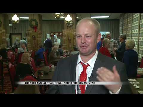 News The 13th annual traditional Norsk Christmas event