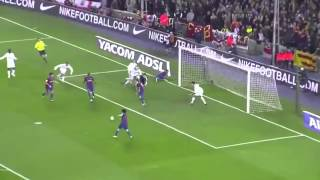 lionel messi hat trick el clsico fc barcelona vs real madrid 3 3