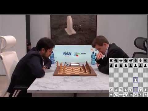 Hikaru Nakamura vs Magnus Carlsen !!! Chess video's Fischer Random 2018