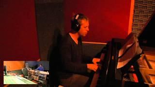 Jeff Babko - Todd Boone Session at Studio City Sound, Nov. 27, 2013