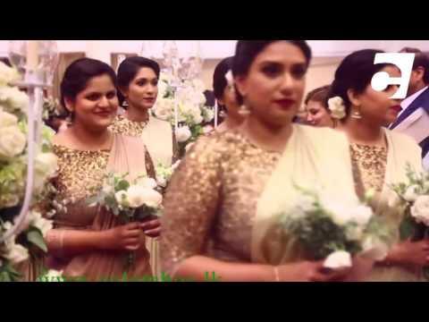 Rosy Senanayaka's Daughter Thishakya's Wedding