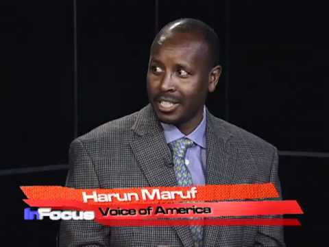 Challenging Environments for Journalist Harun Maruf