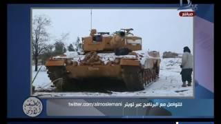 بالفيديو.. المسلماني يتساءل: كيف خسر الجيش التركي دباباته أمام داعش؟