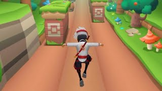 Subway Princess👰 Runner:Ninja🧙 Outfit Character Run    Subway surfers    Run Game in Android phone📱