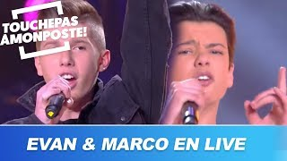 Evan et Marco - Tomber amoureux (Live @TPMP)