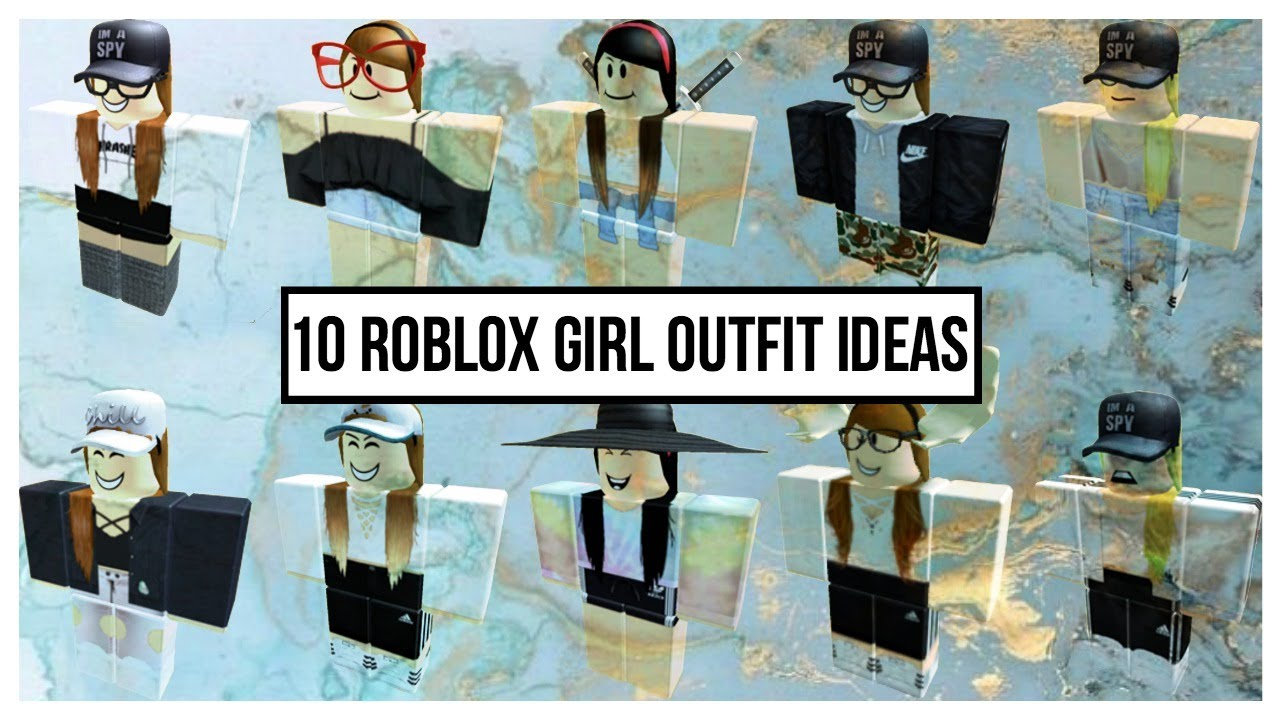[VIDEO] – 10 Roblox Spring Outfits || robomae.x