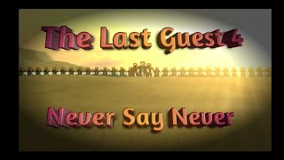 ROBLOX- The Last Guest Remix- Justin Bieber's Never Say Never