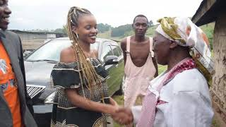 DeSagu and Rich Girl Sloune Visit Shosh Ushago with Brayo Sammy