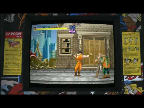 Classic Game Room - FINAL FIGHT: DOUBLE IMPACT review