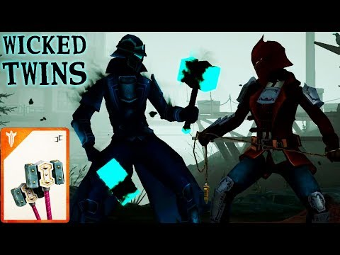 Shadow Fight 3. Wicked Twins Gameplay. Epic Hammers are SO GOOD!