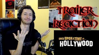 Once Upon A Time In Hollywood - Teaser Trailer Reaction