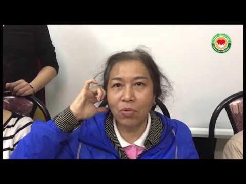 Thực hành chữa ù tai, điếc tai, chóng mặt hiệu quả tại lớp Thập Chỉ Đạo