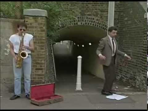 Epic Sax Guy Vs. Mr. Bean
