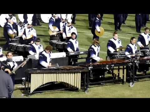 Mississippi Gulf Coast Community College Gold Band @ Milner Stadium 10/10/2015