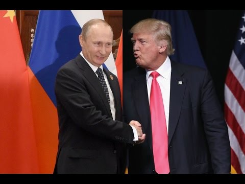Why Trump and Putin Are Expanding Military N*%$#$@ W*****s Today