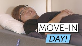 Move-In Day with London Spitfire