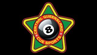 2019 CQ City v Country - Men's  Zone Trials - Eight Ball - Cue Sports TV