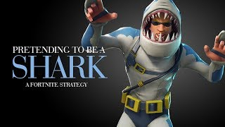 *NEW* Fortnite Shark Skin Strategy