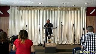 Pastor Walter Rivas/Una mision en la vida