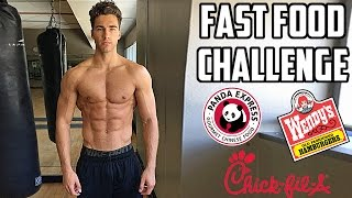 10000 calorie challenge