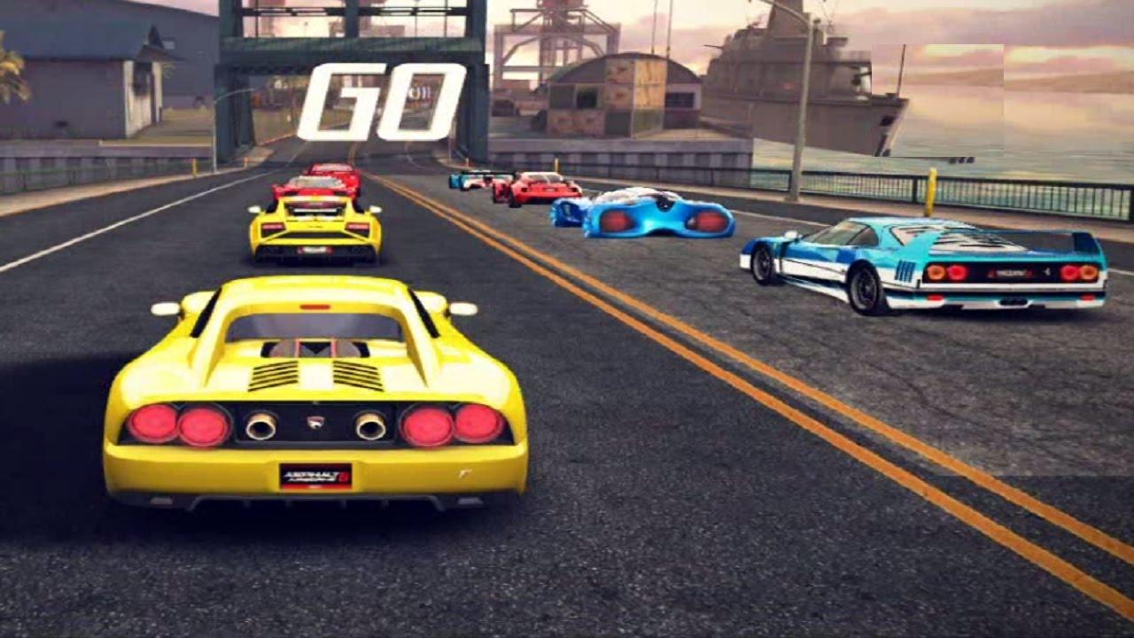 Asphalt Games Citroen Gt Supercar Gt By Citroen Youtube