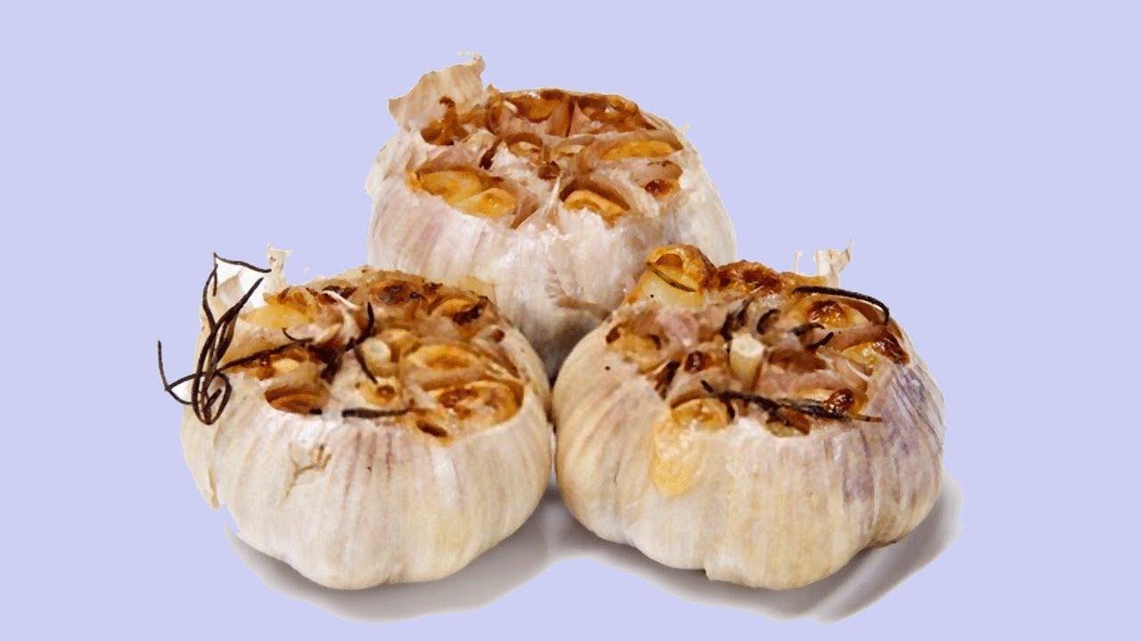 Inforna e mangia 6 spicchi d'aglio, e guarda cosa succede al tuo organismo