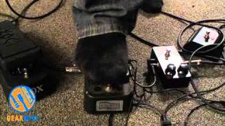 Vox V845 Classic Wah Pedal: A Gearwire Pro Review