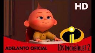 Los Increíbles 2 de Disney•Pixar - Adelanto Exclusivo oficial en español   HD