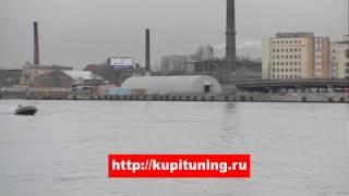 моторная лодка ПВХ Сапсан видео