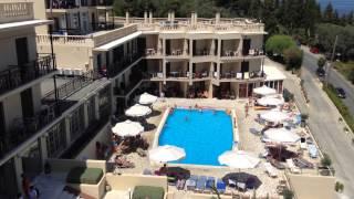 Отель Corfu Belvedere(Греция. Остров Корфу (один из самых красивейших в Греции). Небольшой обзор отеля Corfu Belvedere, в котором мы остан..., 2015-04-25T06:40:05.000Z)