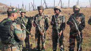 米印首脳会談中に中国軍がインド軍と小競り合い 201701