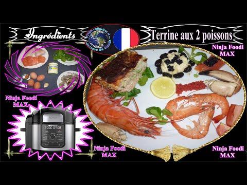 recette-ninja-foodi-max-pour-noël-terrine-aux-2-poissons