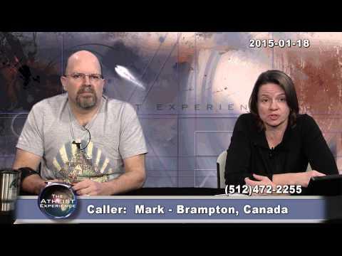 Mark - Brampton, Ontario, Canada   Atheist Experience #901