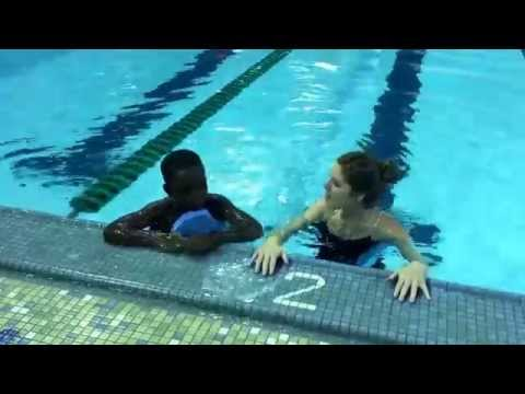 Adapted Swimming For Oasis School For Autism