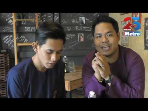 Sesi fotografi bersama Khai Bahar dan Syamel