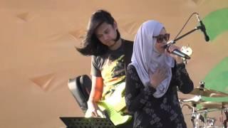 Ku Tak Akan Bersuara by Siti Nordiana Live Kristal Band at Darul Aman Park Jitra (24.01.16)