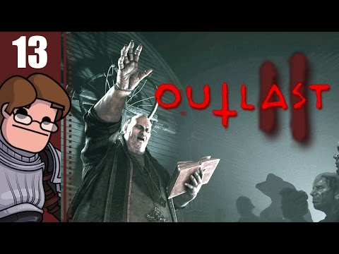Let's Play Outlast 2 Part 13 - Raining Blood