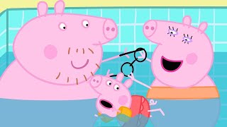 Peppa Pig Français | Nager Avec Peppa Pig | Compilation Spéciale | Dessin Animé Pour Bébé