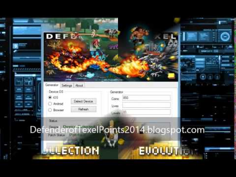Defender Of Texel Cheats Free Download 2014