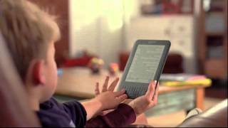 Amazon Kindle Zest Commercial HD