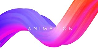 Color Transition Animation in Photoshop | Fluid