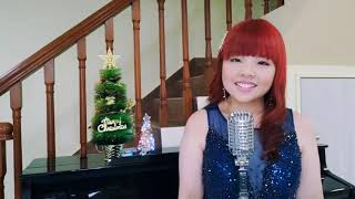 《All I want for Christmas is you》 Mariah Carey Cover - Amanda Germaine Lee