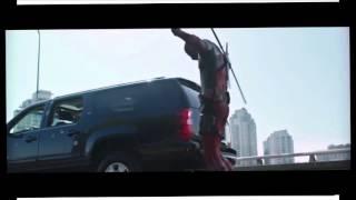 Сцены после титров.Deadpool.Смешной момент.